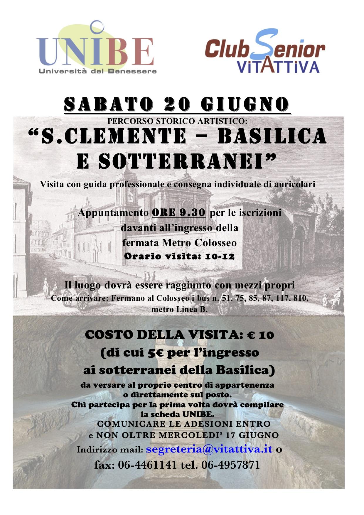BASILICA S.CLEMENTE