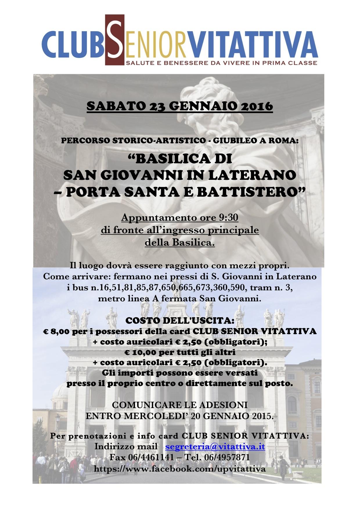 s giova laterano - porta santa e battistero (1)